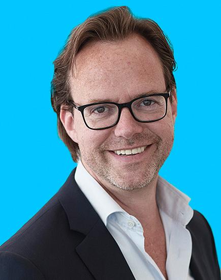 Dirk Lux - CEO Zenithmedia