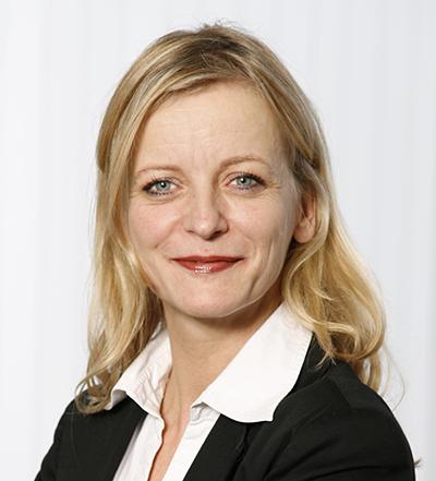 Porträfoto von Birgit Pabst, Chief Talent Officer Publicis Media