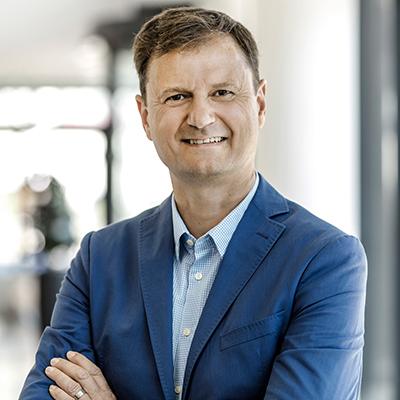 Frank-Peter Lortz, CEO Publicis Deutschland